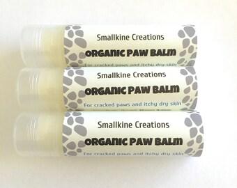 Organic Dog Paw Balm with Argan Oil Lip Balm - Made in Hawaii