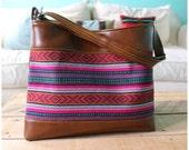 Custom order - hobo wrap bag