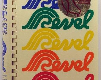 Revel Junior League Shreveport Louisiana 1980 SC/SB