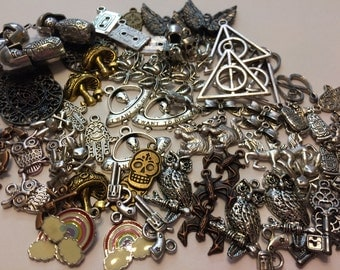 Huge lot of Metal Charms