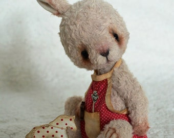 Sewing kit for 10 Inch rabbit Incl. Ready Made Trousers