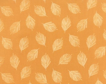 Windblown in Mustard   37516-13  - VALLEY by Sherry and Chelsea for Moda Fabrics - By the Yard