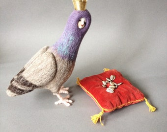 Pigeon Princess