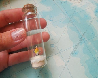 Arctic sample- long bottle