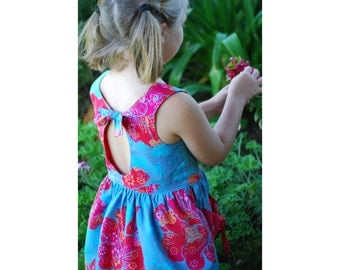Toddler Dress Special Occasion, Toddler Gift Dress, Floral Girls Dress, Girls Birthday Dress, Party Dress