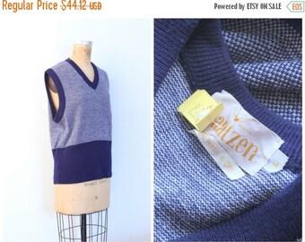 Men S Sweater Vests Vintage Etsy Uk