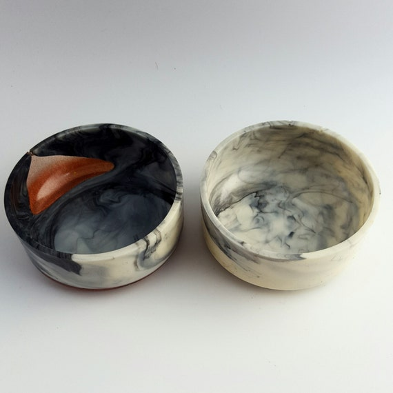 how to make a resin bowl