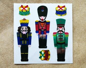 Sandylion Soldiers Mylar Shiny Stickers