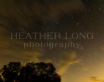 Stargazing - Nature Photography, Wall Art Prints, Fine art photography print, Limited Edition