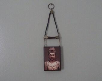 Kwan Yin -- Wall Amulet