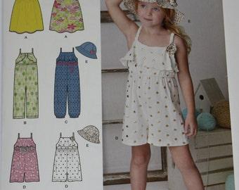 Simplicity Pattern #S0899   Size 3 - 8