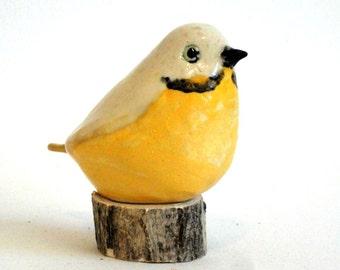 SALE! ceramic bird