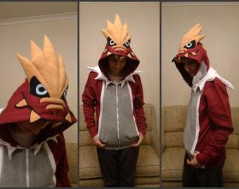 Custom character hoodies