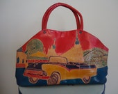 Clutch purse, Bags and purses, Vintage purse, Pouch, Party Bag, Makeup bag, Coin purse, 1980s Made in India leather purse