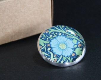 William Morris Detail Brooch/Pin