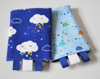 Kinderpack Drool Pads, Ready To Ship