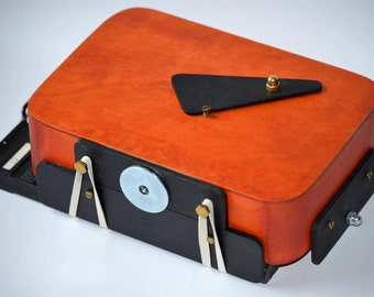 SALE Vermeer 4x5 inch wooden pinhole camera