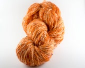 Art Yarn, Handspun Yarn, Autumn Sparkle, 280 yards, 8wpi, Aran