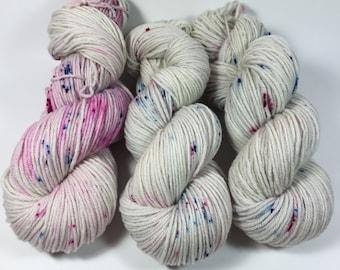Merino Superwash Worsted, Hand Dyed Yarn, Shop Scheme, worsted weight, superwash merino, multicolored yarn