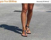 LAST SALE 20% OFF Delicate And Stylish Barefoot Style Leather Thong Sandals - Sensation