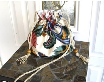 ON SALE Floral Crossbody Purse