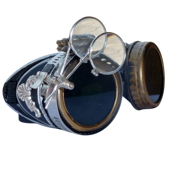 courrier expresslunettes steampunk victorien lunettes