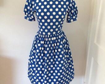 Blueberry Pie Dress