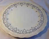 Vintage CCTP Co Mayfair plate
