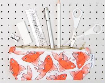 Goldfish Pencil Case