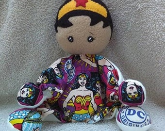 BUMBLE BABY- Wonder Woman