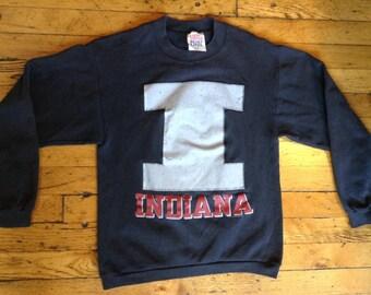 Vintage Indiana Hoosiers sweatshirt USA small
