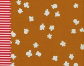 Penny Arcade Popcorn in Caramel, Kim Kight, Cotton+Steel, RJR Fabrics, 100% Cotton Fabric, 3030-3
