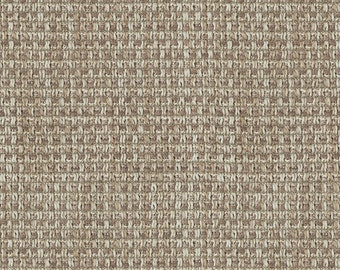 Basket Weave Upholstery - Embodies textures with an eclectic modern vibe - Very Durable, Washable - Color: Old Lace - per yard