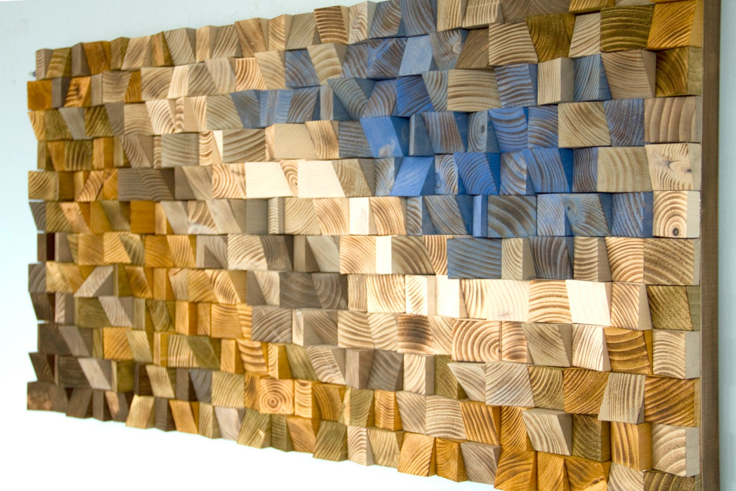 Wood Wall Art - purplebirdblog.com -