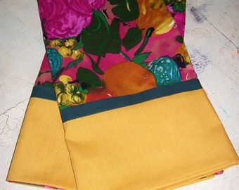 Pair of Hand Made Pillowcases-Standard / Queen Size