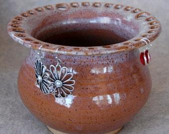 Cedar Bark Jewelry Bowl
