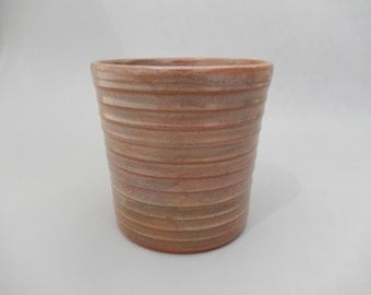 Kitchen Utensil Holder - Kitchen Caddy - Rustic Pottery
