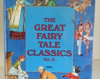 Dami Editore Italy The Great Fairy Tale Classics Volume II Tormont