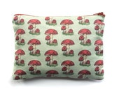 Fly Agaric Mushroom Canvas Bag