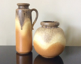 Scheurich Keramik West Germany Vases