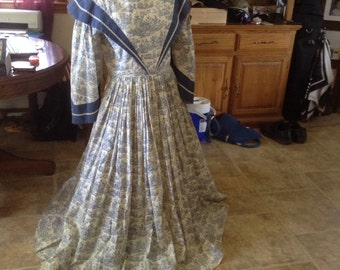 Ladies Civil War Dress