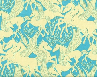 15045 - Anna Maria Horner PWAH096   Fibs & Fables Helios in Ice color - 1 yard