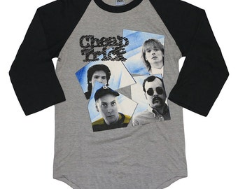 Cheap Trick Shirt Vintage tshirt 1982 One On One Promo tee Original 1980s punk band