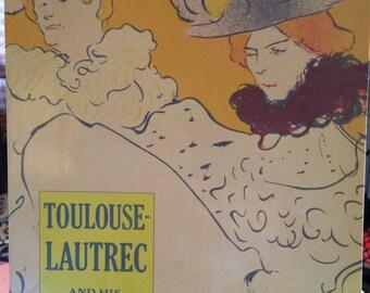 Toulouse Lautrec, Vintage Volume