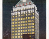 Rochester, New York, Eastman Kodak Office Building - Linen Postcard - Unused (A4)