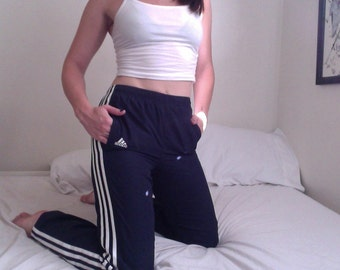 XS Adidas High Waist Skinny Track Pant