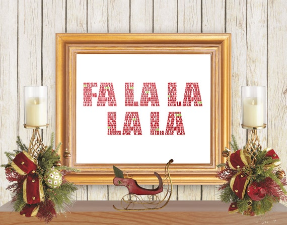 Christmas Pictures to Print Deck the Halls Lyrics Lyrics