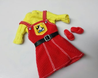 Barbie  Mickey Mouse fashions  ready to wear genuine