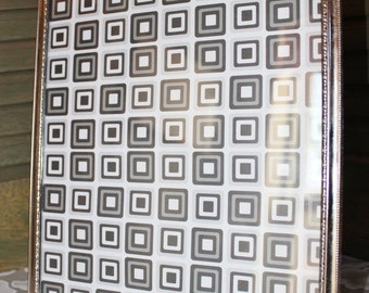 Beautiful Silver Metal Picture Frame 8 by 10