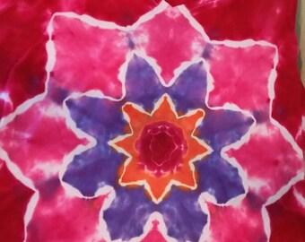 3x Mandala Tie Dye